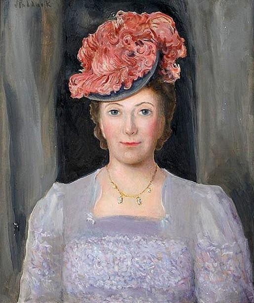 Louisa Lovejoy (Mrs. Frank)