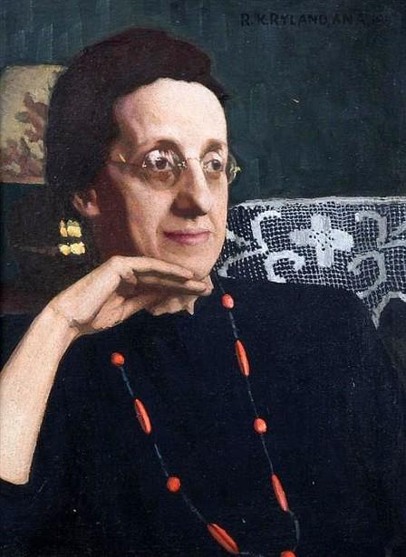 Mabel P. Ryland