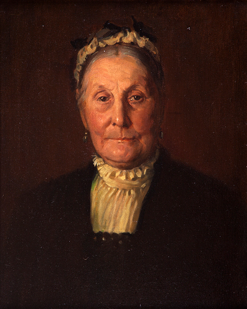 Margarethe (Artist's Grandmother)