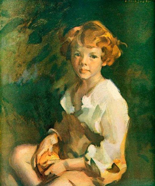 Orange Child