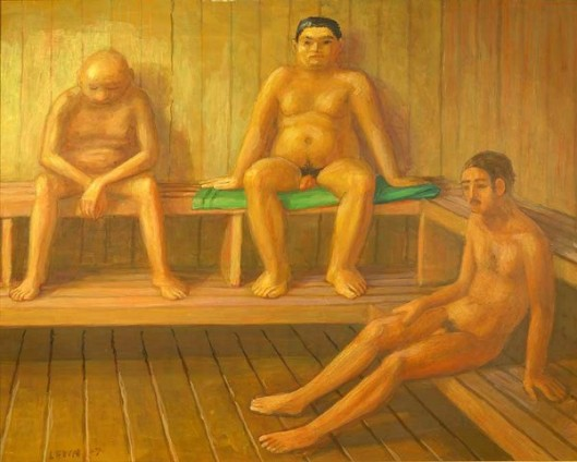 Sauna, Three Ages Of Man