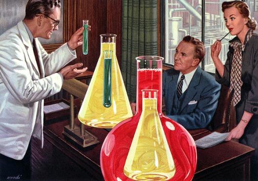 A Chemical Is A Chemical Is A Chemical...