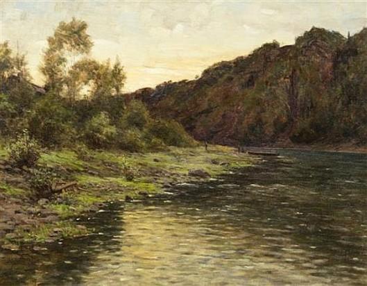 Along The River's Edge