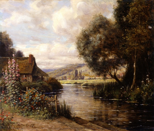 Cottage At Launay