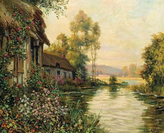 Cottage By The River
