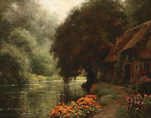 Cottage By The Water