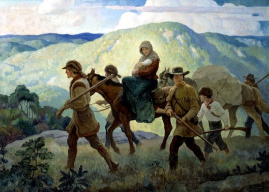 Daniel Boone - The Home Seeker