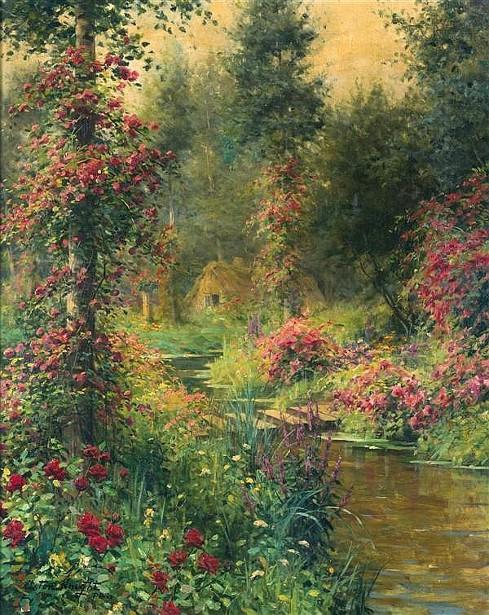 Garden of Chantereine
