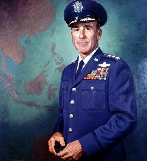 General Sam Maddux jr