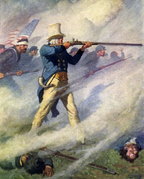 John Burns Of Gettysburg
