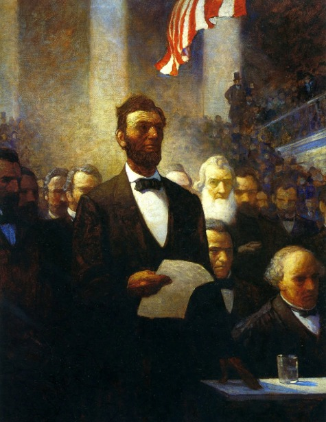 Lincoln 2nd Inauguration Address