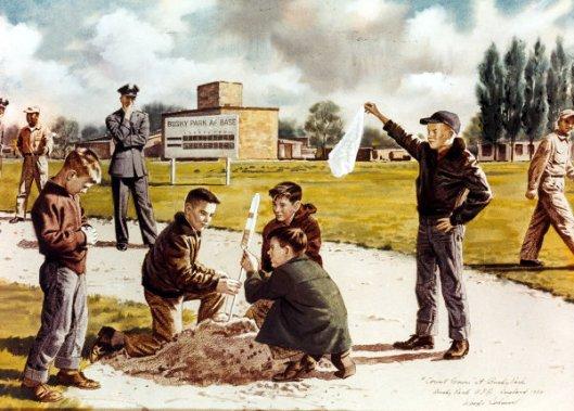 Little Missile Men In England
