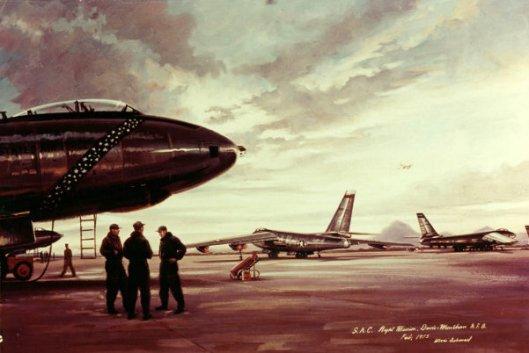 Night Mission - David Montham