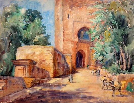 North African Scene