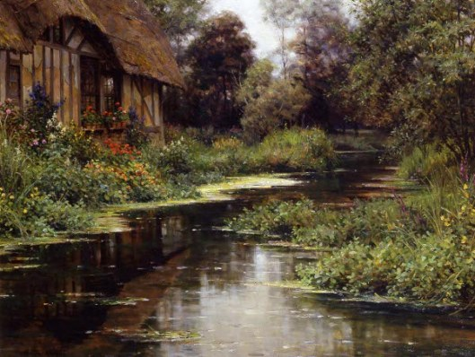 Summer Afternoon, Normandy