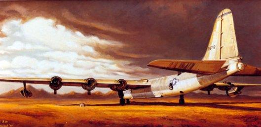 The Last B-36