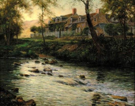 Watson House, Oldwick, New Jersey
