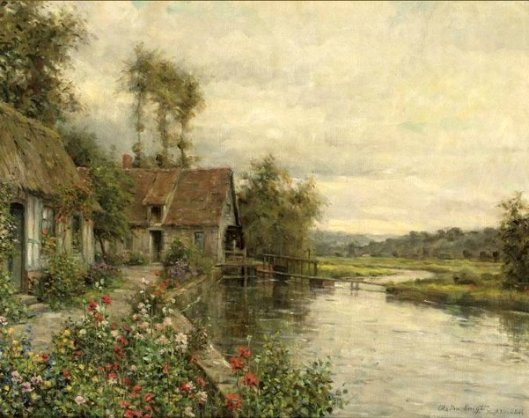 Above The Mill, Neuf Moulin