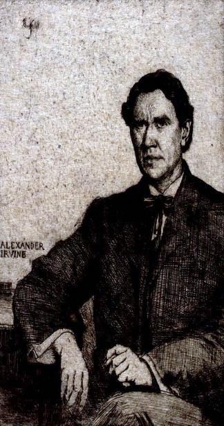 Alexander Irving