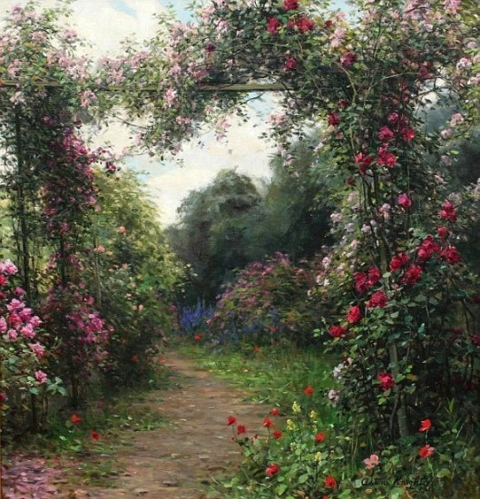 Path Of Roses