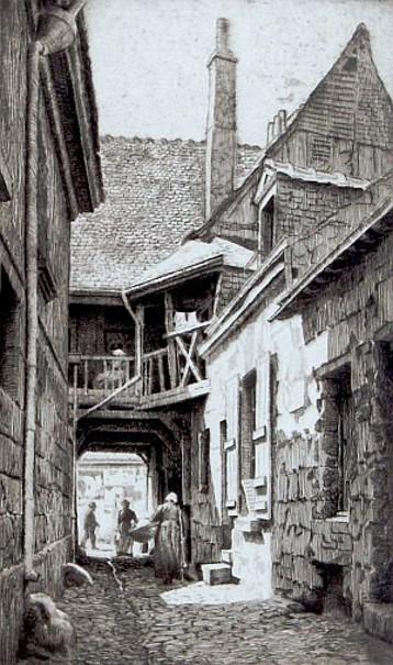 Petite Rue St. Simon, Tours