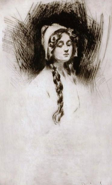 Puritan Girl