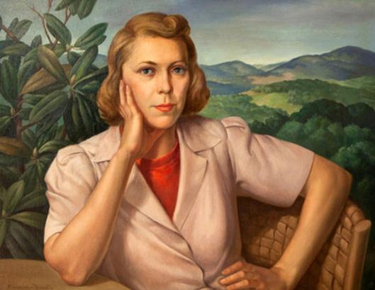 Virginia, Artist's Wife