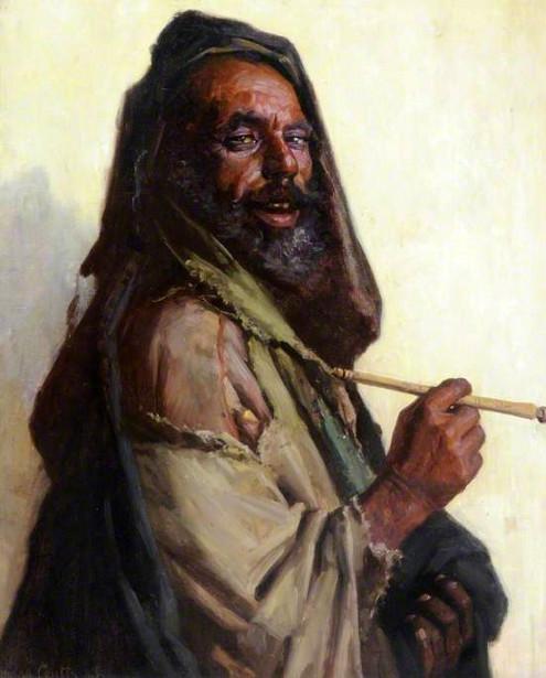 An Algerian