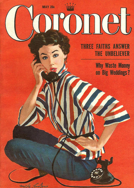 Coronet cover