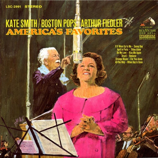 Kate Smith - America's Favorites