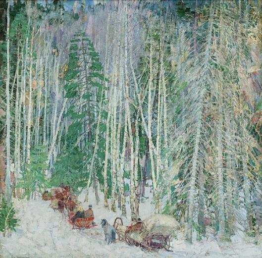Manchurian Forest