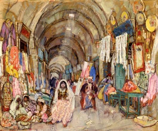 Market Bazaar, Baghdad