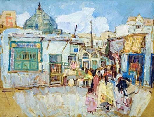 Market Square, Tunis