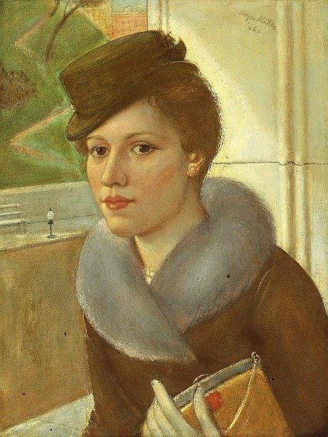Shop Girl - Portrait Of A Young Woman