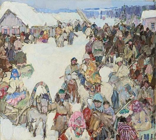 Siberian Winter Festival