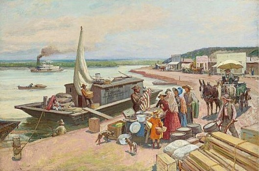 The Itinerant River Merchant