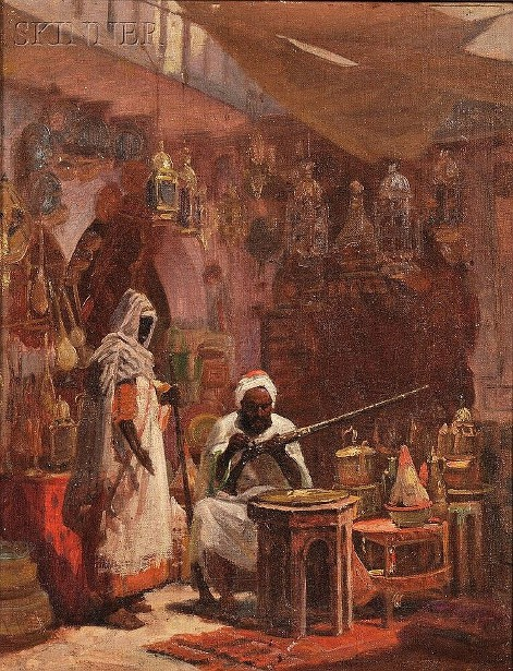 The Market Seller