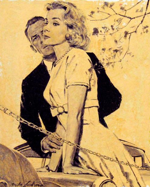 Woman's Day illustration