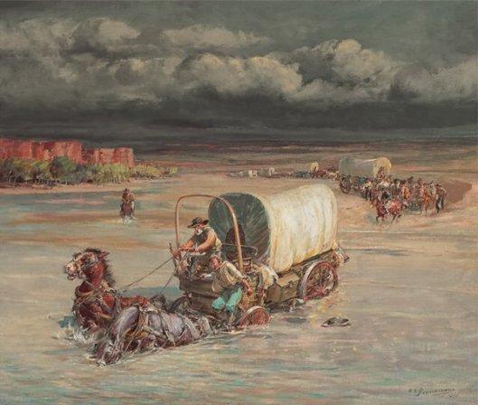 Crossing Quicksand
