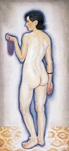 Nude (Rosanna, The Artist's Sister)