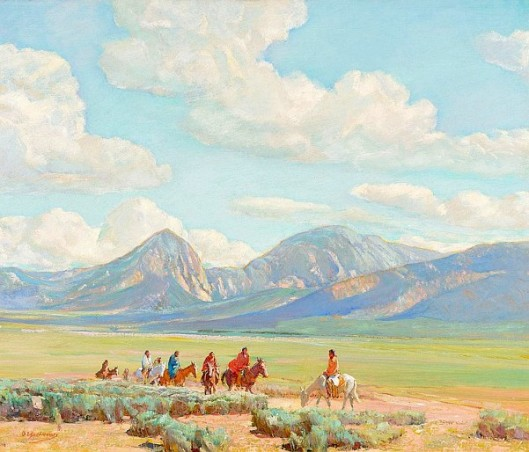 Taos Valley Indian Riders - The Gathering