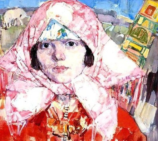 The Pink Babushka