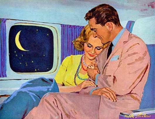 The World's Most Romantic Jetliner