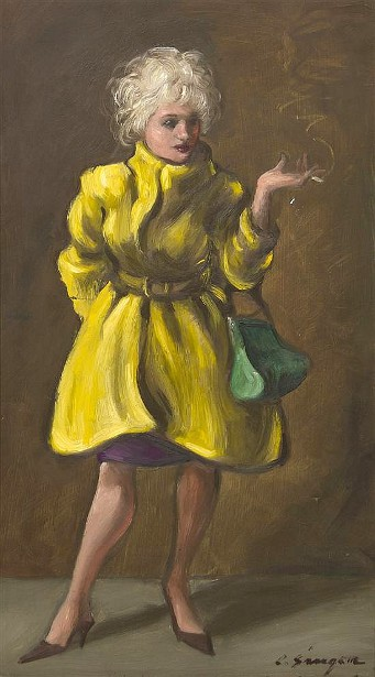 The Yellow Coat