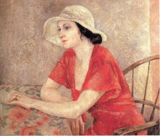 Frances Strain