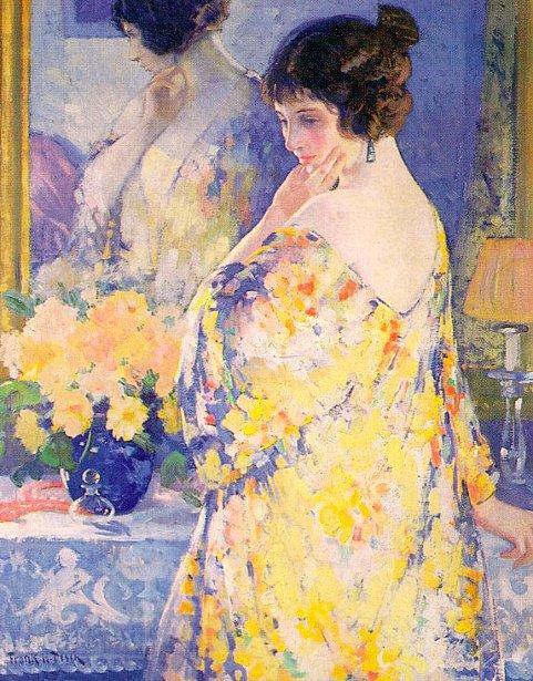 La robe de boudoir