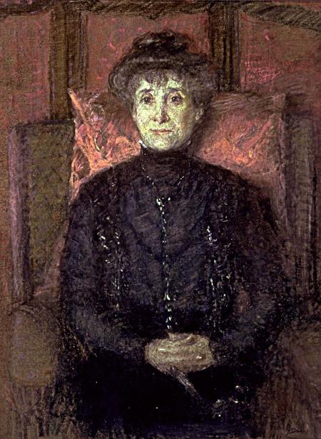 Madame Inez Dreyfus Cordozo