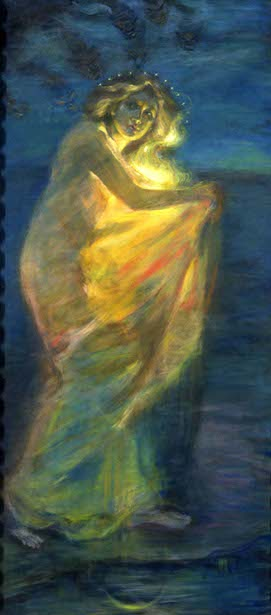 Woman Clothed With The Sun