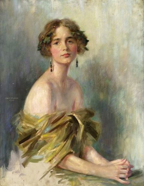 A Young Juno - Miss Ellen Kamerly