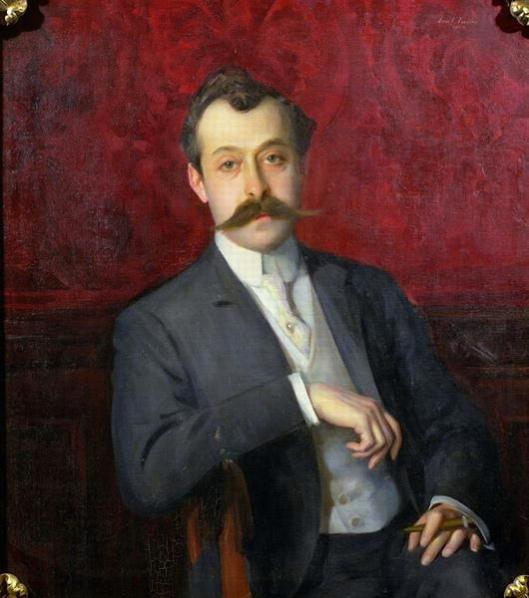 Edwardian Gentleman